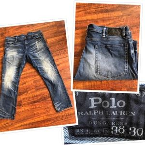 Polo Ralph Lauren men's jeans size 38 x 30
